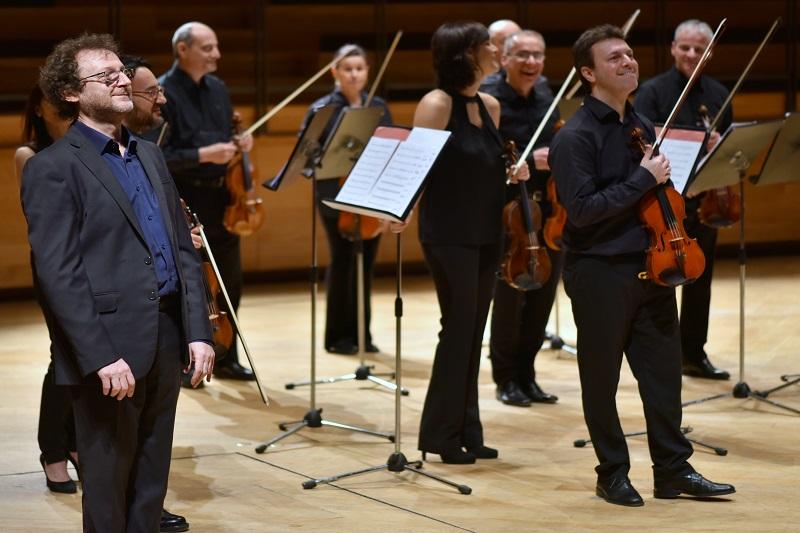Le Domeniche dei Pomeriggi: il concerto barocco. M° Riccardo Doni. Ensemble d'archi dei Pomeriggi Musicali