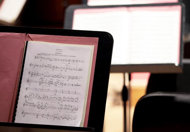 71° Stagione Sinfonica- Direttore Daniele Rustioni – Clarinetto Marco Giani