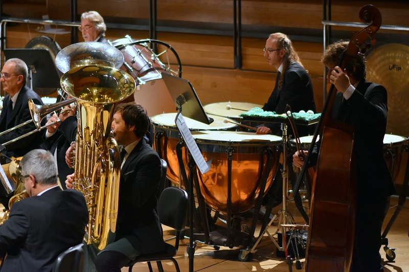 """Concerto di Santa Cecilia, """"Quadri, visioni, atmosfere"""""""