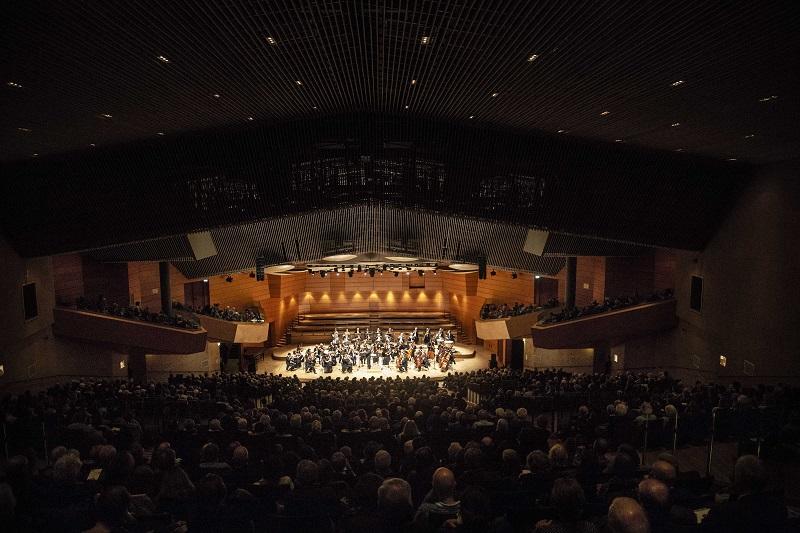 74ª Stagione Sinfonica Orchestra I Pomeriggi Musicali Ritratti d'Autore – M° George Pehlivanian e M° Ivan Krpan, Orchestra I Pomeriggi Musicali