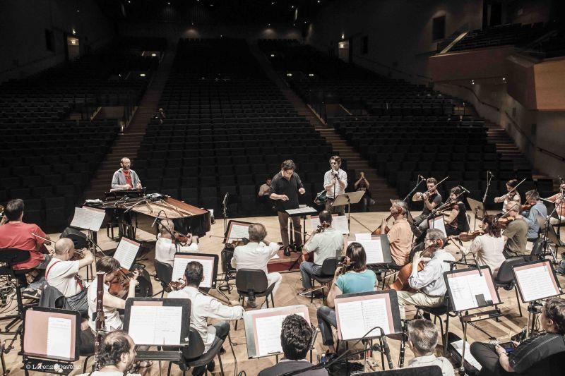 Prove di Samuele Bersani. Canzoni per legni, corde e ottoni.