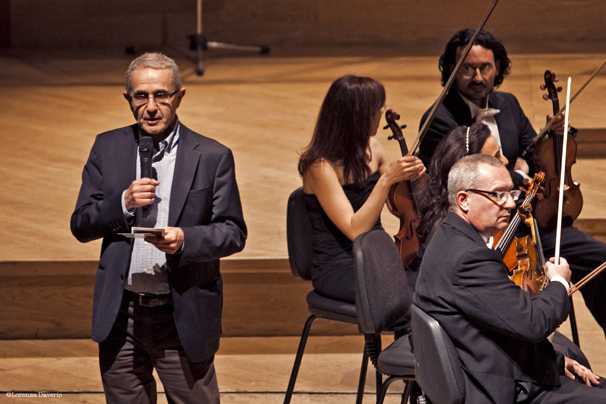 Orchestra I Pomeriggi Musicali – Direttore, Quarta  voce recirante, Casale
