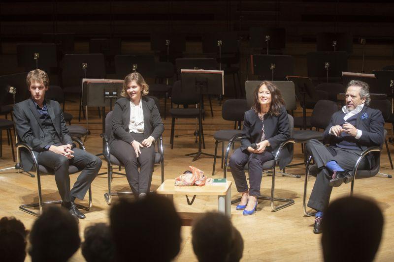 Ritratti d'Autore: 5 incontri con Direttori e Solisti della Stagione – Ritratto di Robert Schumann