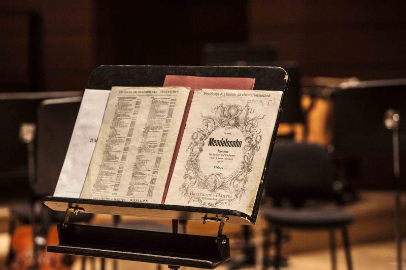 Ottavio Dantone Viktoria Mullova – Orchestra I Pomeriggi Musicali