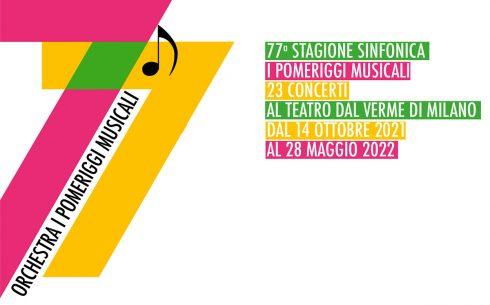 """RACCONTI SENZA PAROLE"""" È IL TITOLO DELLA STAGIONE 2021/2022 DEI POMERIGGI MUSICALI"""