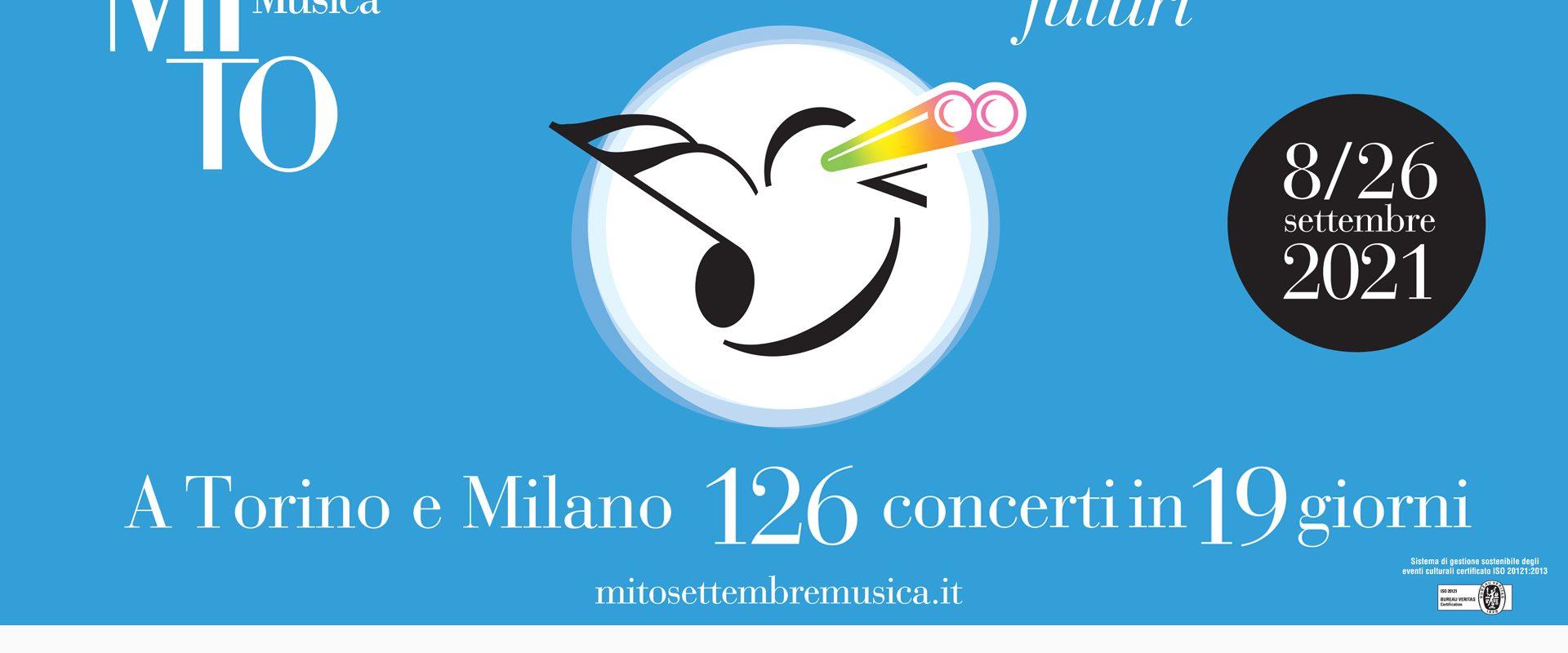 Mito SettembreMusica 2021 – Aperta la vendita dei biglietti