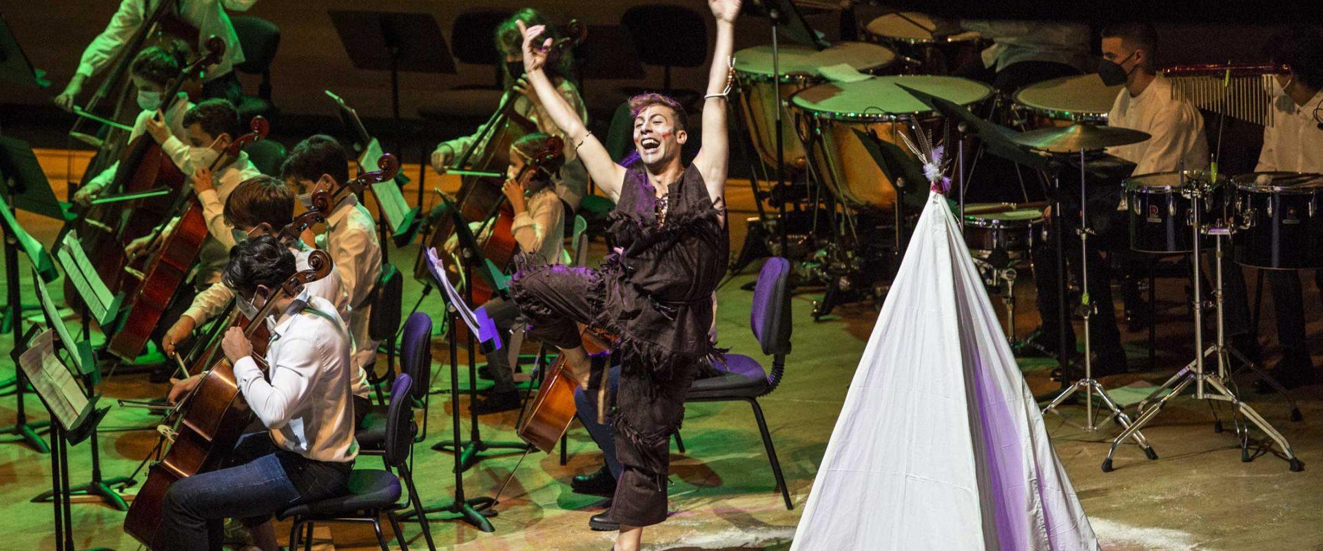 Con il tradizionale concerto di Halloween si apre la nuova Stagione dell'Orchestra I Piccoli Pomeriggi Musicali